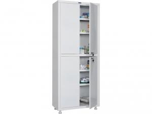 Металлический шкаф медицинский HILFE MD 2 1670/SS купить на выгодных условиях в Воронеже