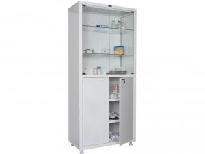 Металлический шкаф медицинский HILFE MD 2 1780/SG купить на выгодных условиях в Воронеже
