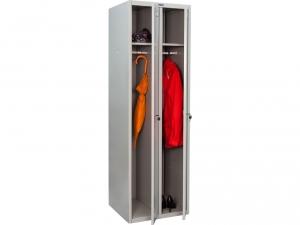 Шкаф металлический для одежды ПРАКТИК LS(LE)-21 купить на выгодных условиях в Воронеже