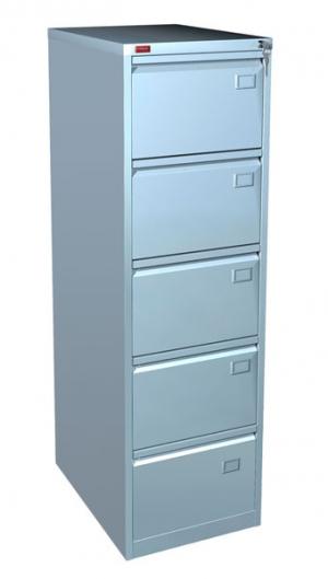 Шкаф металлический картотечный КР - 5 купить на выгодных условиях в Воронеже
