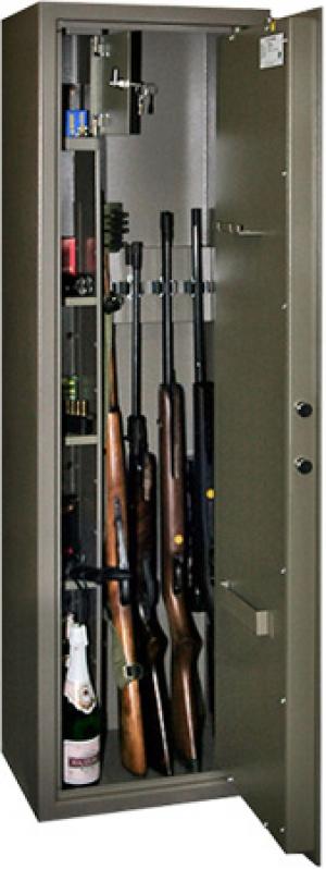 Шкаф и сейф оружейный VALBERG САФАРИ EL купить на выгодных условиях в Воронеже