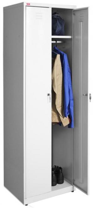 Шкаф металлический для одежды ШРМ - АК/800 купить на выгодных условиях в Воронеже