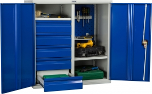 Шкаф для инструментов TC-1095 купить на выгодных условиях в Воронеже