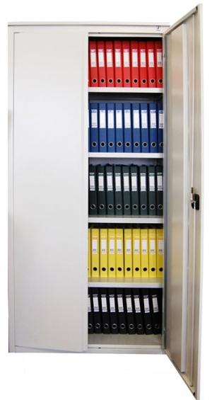 Шкаф металлический архивный ALR-1896 купить на выгодных условиях в Воронеже