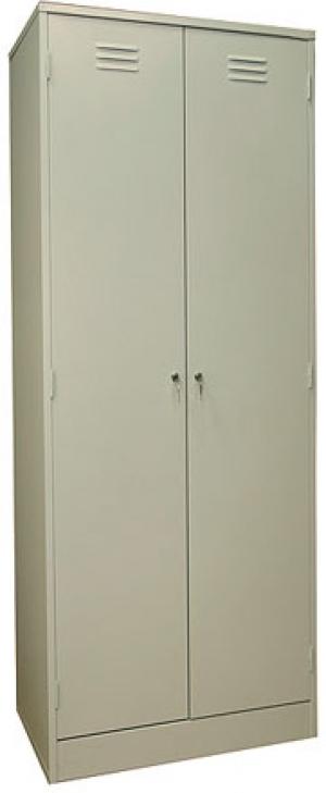 Шкаф металлический для одежды ШРМ - АК купить на выгодных условиях в Воронеже