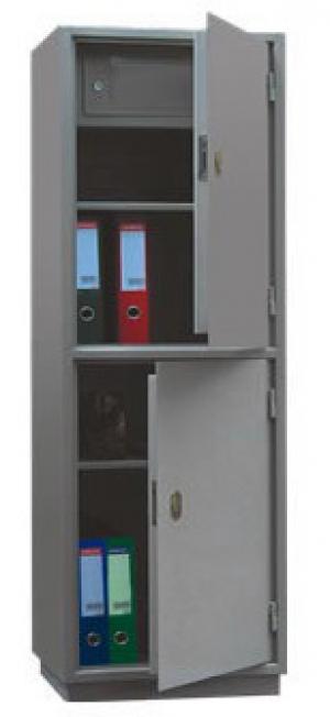 Шкаф металлический для хранения документов КБ - 032т / КБС - 032т купить на выгодных условиях в Воронеже