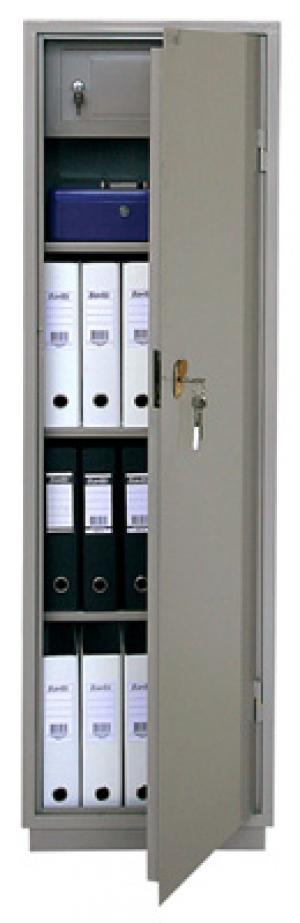 Шкаф металлический для хранения документов КБ - 031т / КБС - 031т купить на выгодных условиях в Воронеже