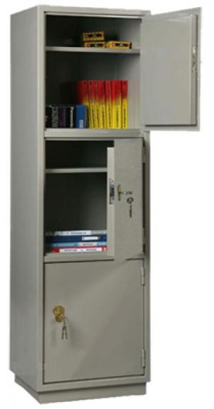 Шкаф металлический бухгалтерский КБ - 033 / КБС - 033 купить на выгодных условиях в Воронеже