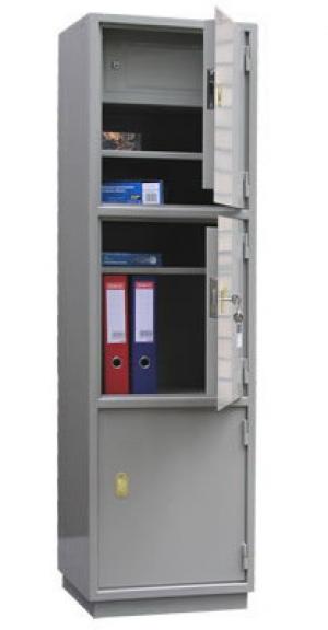 Шкаф металлический бухгалтерский КБ - 033т / КБС - 033т купить на выгодных условиях в Воронеже