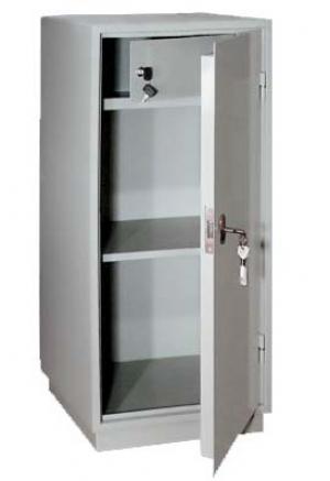 Шкаф металлический бухгалтерский КБ - 041т / КБС - 041т купить на выгодных условиях в Воронеже