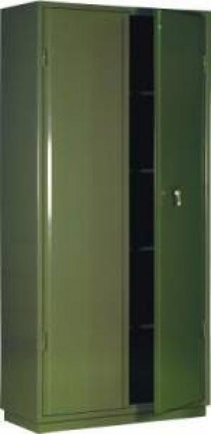 Шкаф металлический бухгалтерский КС-10 купить на выгодных условиях в Воронеже