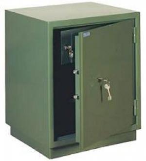 Шкаф металлический бухгалтерский КС-1Т купить на выгодных условиях в Воронеже