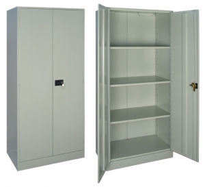Шкаф металлический для хранения документов ШАМ - 11/400 купить на выгодных условиях в Воронеже