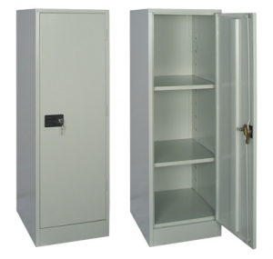 Шкаф металлический для хранения документов ШАМ - 12/1320 купить на выгодных условиях в Воронеже