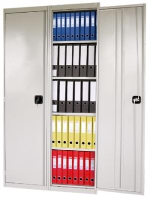 Шкаф металлический архивный ШХА-100(40) купить на выгодных условиях в Воронеже