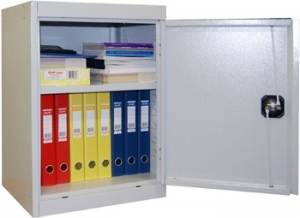 Шкаф металлический архивный ШХА-50 (40)/670 купить на выгодных условиях в Воронеже