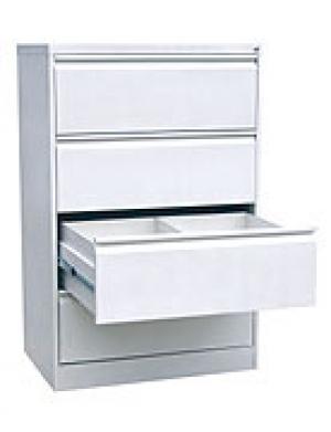 Шкаф металлический картотечный ШК-4-2 купить на выгодных условиях в Воронеже