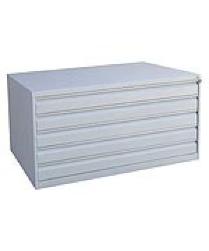 Шкаф металлический картотечный ШК-5-А0 купить на выгодных условиях в Воронеже