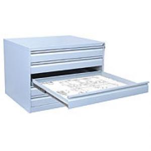 Шкаф металлический картотечный ШК-5-А1 купить на выгодных условиях в Воронеже