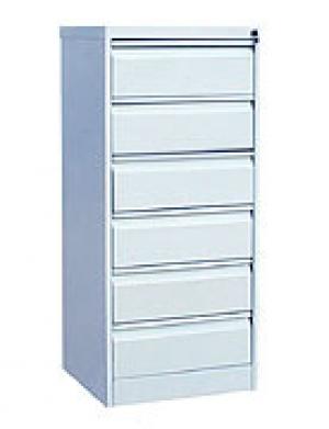 Шкаф металлический картотечный ШК-6(A5) купить на выгодных условиях в Воронеже