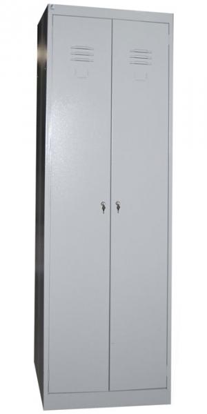 Шкаф металлический для одежды ШР-22-600 купить на выгодных условиях в Воронеже