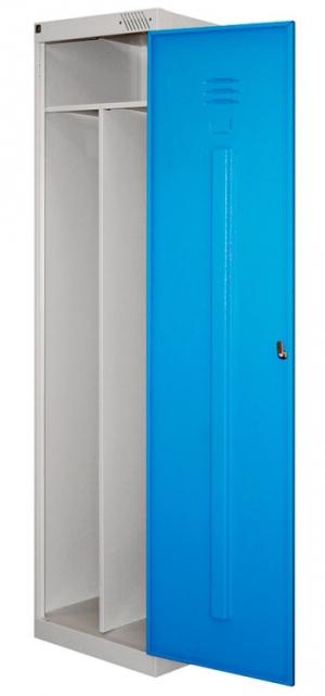 Шкаф металлический для одежды ШРЭК-21-500 купить на выгодных условиях в Воронеже