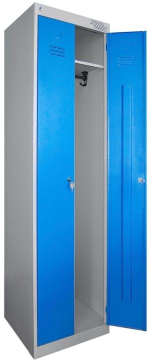 Шкаф металлический для одежды ШРЭК-22-500 купить на выгодных условиях в Воронеже