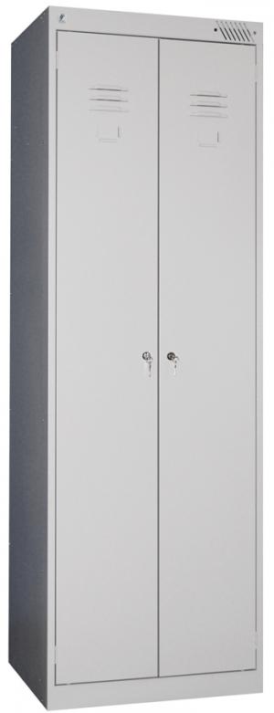 Шкаф металлический для одежды ШРК-22-800 купить на выгодных условиях в Воронеже