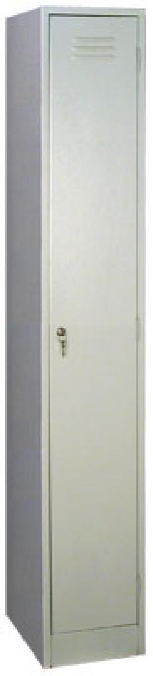 Шкаф металлический для одежды ШРМ - 11 купить на выгодных условиях в Воронеже