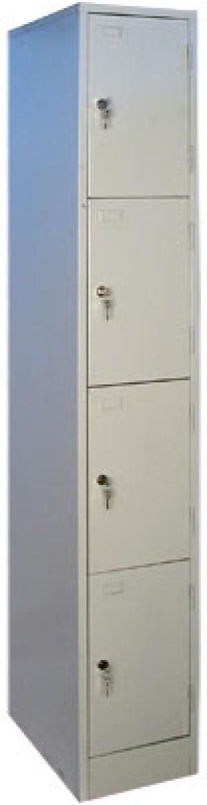 Шкаф металлический для сумок ШРМ - 14 - М купить на выгодных условиях в Воронеже