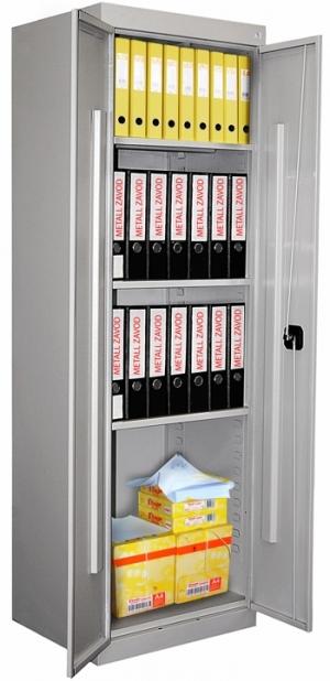 Шкаф металлический архивный ШХА-850 купить на выгодных условиях в Воронеже