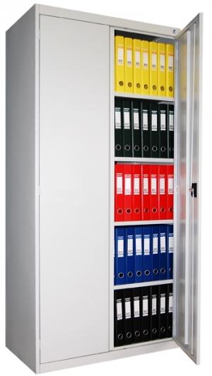 Шкаф металлический архивный ШХА-900 купить на выгодных условиях в Воронеже